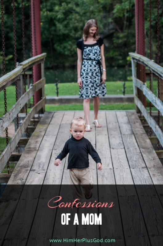 Confessions of a Mom