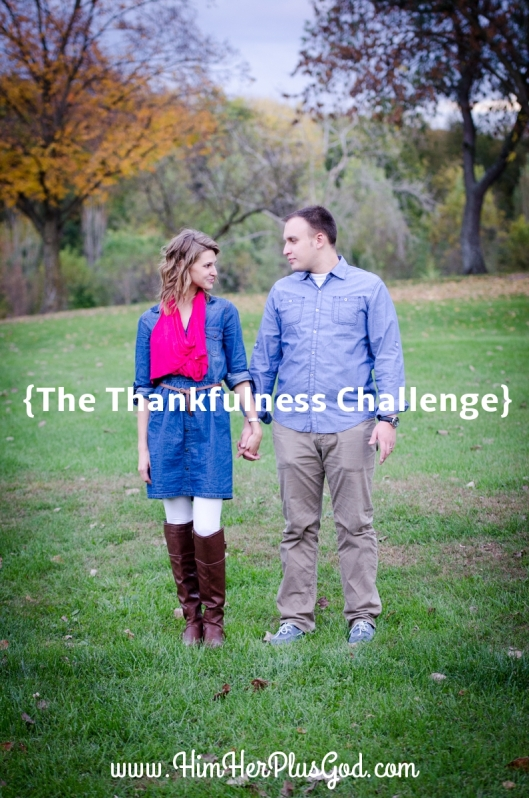 The Thankfulness Challenge