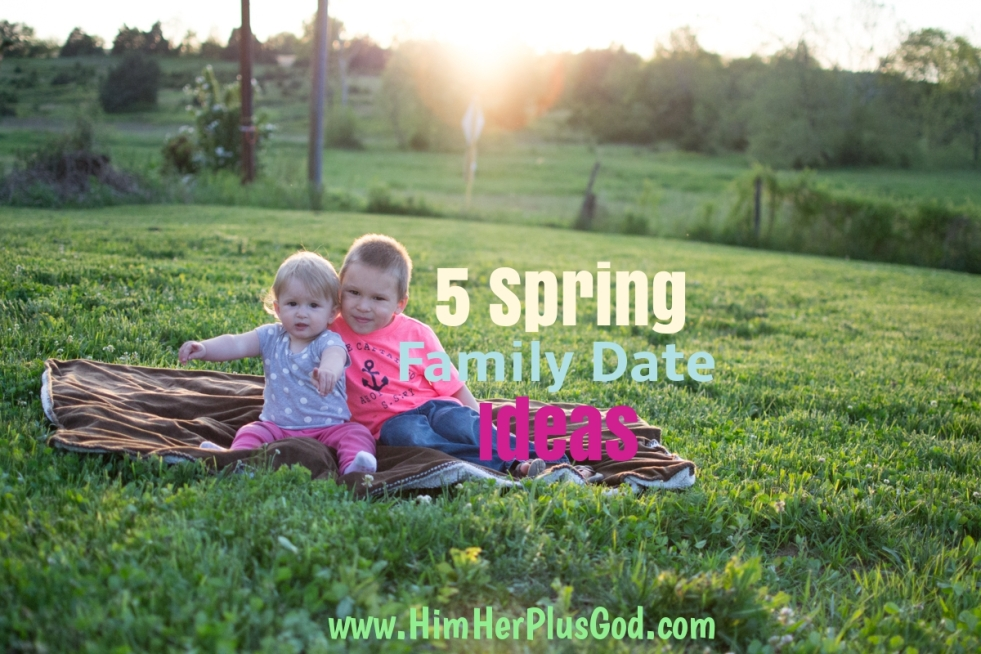 5 Spring Family Date Ideas